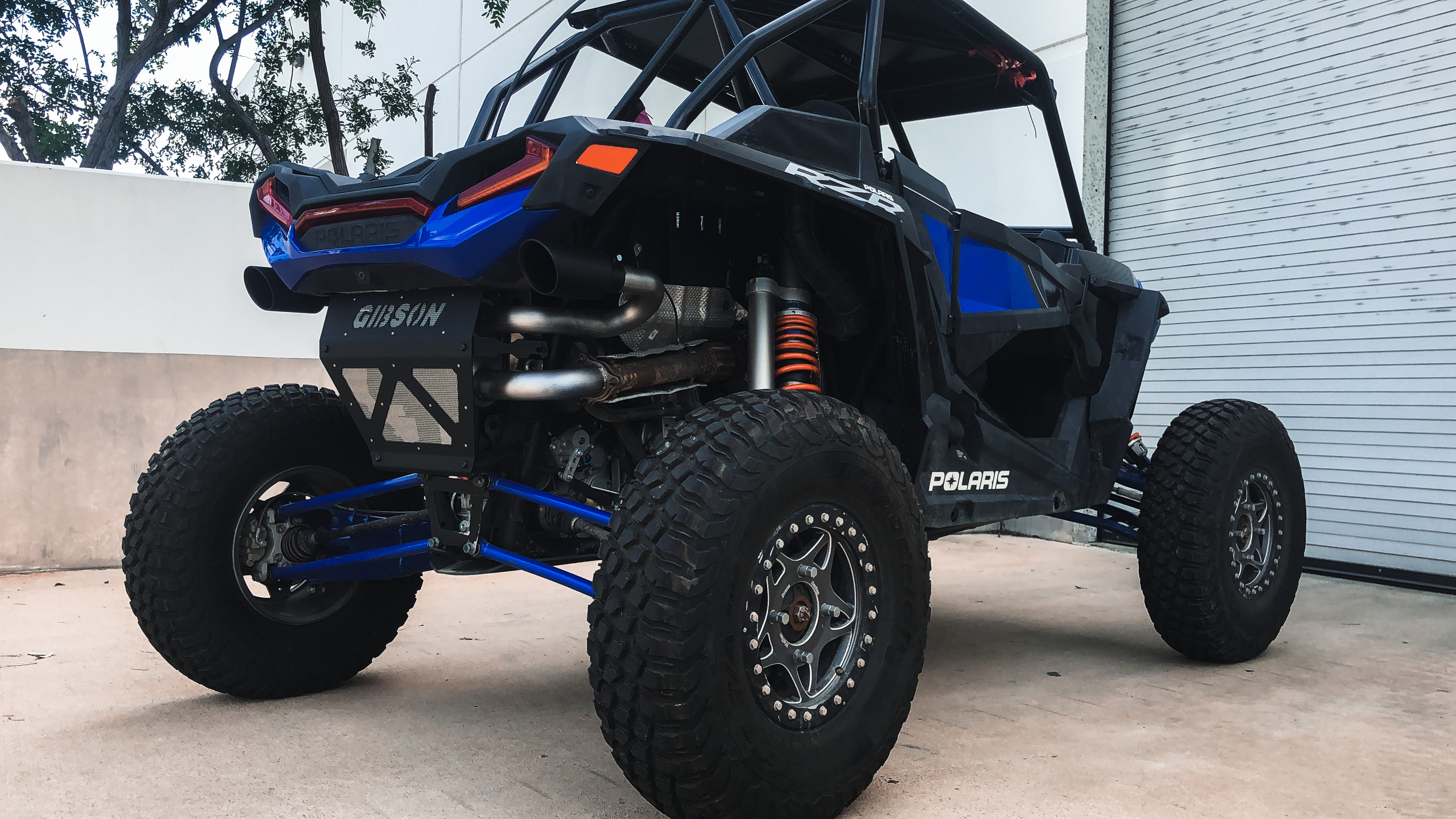 2019 Polaris RZR Exhaust Systems