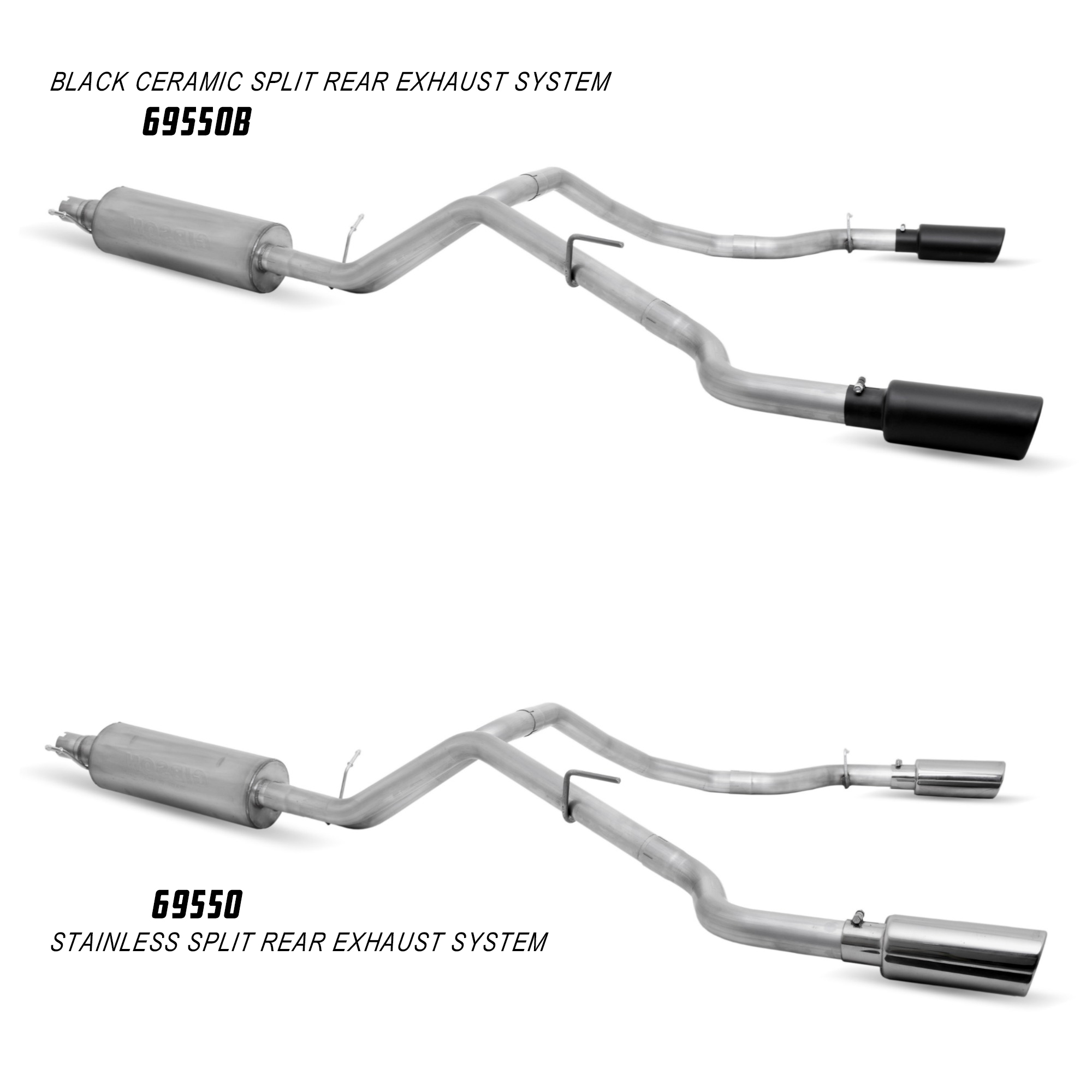 2019 Ford Ranger Exhaust Systems