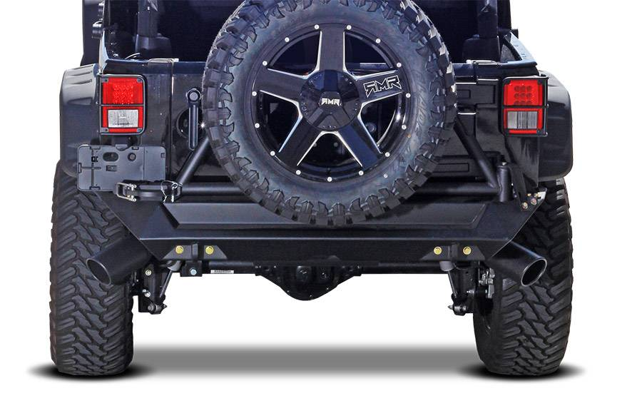 Jeep Jl Dual Split Rear by Gibson Performance