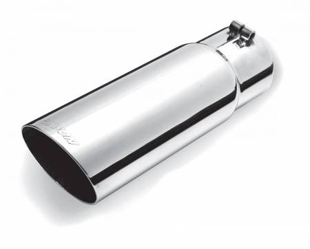 Exhaust Tip - Stainless Steel Tip