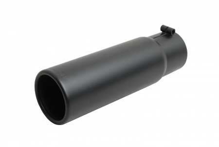 Exhaust Tip - Black Ceramic Tip