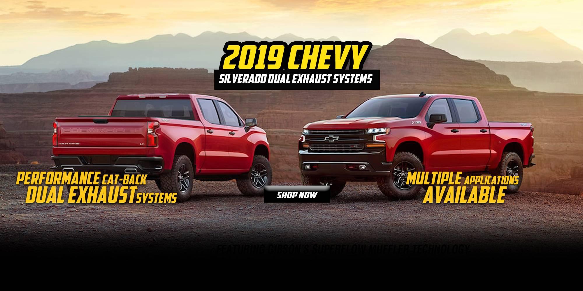 2019 Chevy
