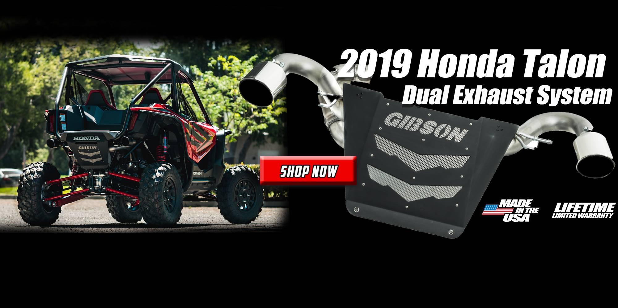 2019 Honda Talon