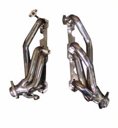 Gibson Performance Exhaust - Performance Header, Chrome Plated #GP114