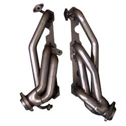 Gibson Performance Exhaust - Performance Header, Stainless #GP114S