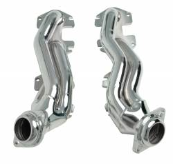 Gibson Performance Exhaust - Performance Header, Chrome Plated #GP218