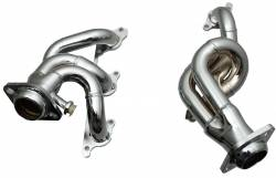 Gibson Performance Exhaust - Performance Header, Chrome Plated #GP231