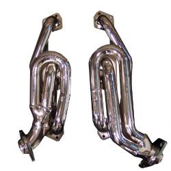 Gibson Performance Exhaust - Performance Header, Chrome Plated #GP301