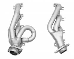 Gibson Performance Exhaust - Performance Header, Stainless #GP316S