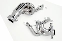Gibson Performance Exhaust - Performance Header, Stainless #GP231S