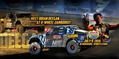 4-Wheel Jamboree-Brian Deegan