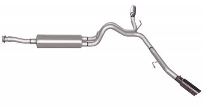Gibson Performance Exhaust - Dual Extreme Exhaust System, Aluminized #2210