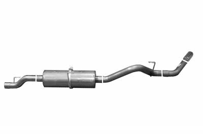 Gibson Performance Exhaust - Single Exhaust System, Aluminized #316571