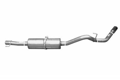 Gibson Performance Exhaust - Single Exhaust System, Stainless #616597