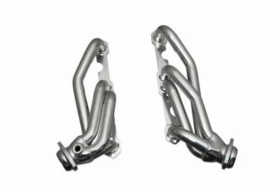 Gibson Performance Exhaust - Performance Header, Ceramic Coated #GP100S-C