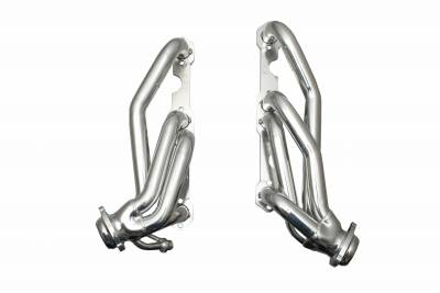 Gibson Performance Exhaust - Performance Header, Ceramic Coated, #GP102S-C