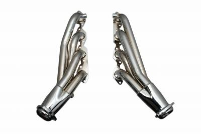 Gibson Performance Exhaust - Performance Header, Chrome Plated #GP106