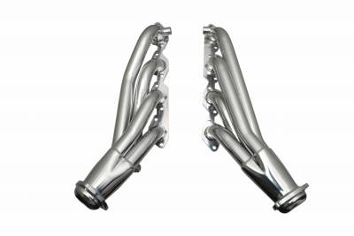 Gibson Performance Exhaust - Performance Header, Ceramic Coated, #GP106S-C