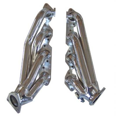 Gibson Performance Exhaust - Performance Header, Chrome Plated #GP130