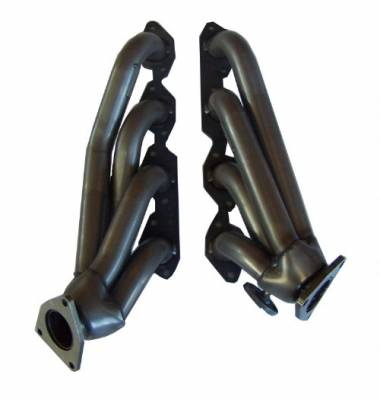 Gibson Performance Exhaust - Performance Header, Stainless #GP131S