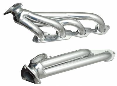 Gibson Performance Exhaust - Performance Header, Ceramic Coated, #GP134S-C