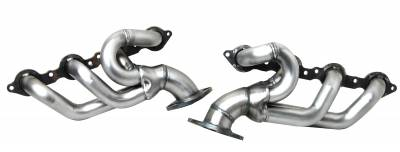 Gibson Performance Exhaust - Performance Header, Stainless #GP135S