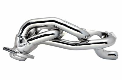 Gibson Performance Exhaust - Performance Header, Chrome Plated #GP201