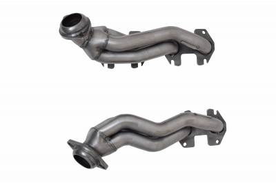Gibson Performance Exhaust - 04-10 Ford F150 5.4L Pickup, Performance Header Stainless, #GP218S