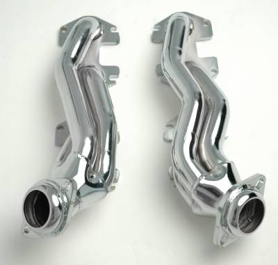 Gibson Performance Exhaust - Performance Header, Ceramic Coated, #GP218S-C