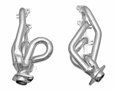Gibson Performance Exhaust - Performance Header, Ceramic Coated #GP308S-C