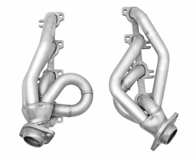 Gibson Performance Exhaust - Performance Header, Stainless #GP309S