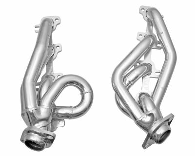 Gibson Performance Exhaust - Performance Header, Ceramic Coated, #GP309S-C