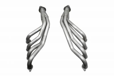 Gibson Performance Exhaust - LS Swap Performance Header, Stainless #GP139S