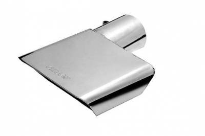Gibson Performance Exhaust - Stainless Sport Exhaust, Tip, #500365