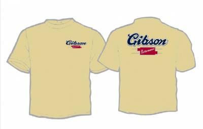 Gibson Performance Exhaust - Gibson Banquet T-Shirt