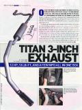 Titan - Exhaust Sport
