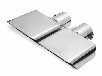 Exhaust Tip - Stainless Steel Tip - Sport Tip