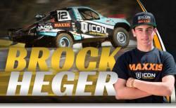 Brock Heger Cover