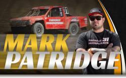 Mark Patridge Cover