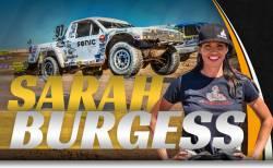 Sarah Burgess Cover