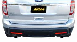Gibson Performance Exhaust - Axle Back Dual Exhaust System, Aluminized #319693 - Image 2