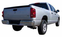 Gibson Performance Exhaust - Single Exhaust System, Stainless #616609 - Image 2