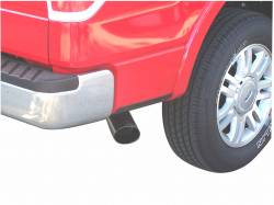 Gibson Performance Exhaust - 11-14 Ford F150 3.7L-5.0L- 6.2L, Single Exhaust,  Stainless, #619634 - Image 2