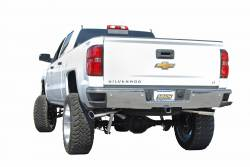 Gibson Performance Exhaust - Dual Extreme Exhaust System, Stainless #65671 - Image 2