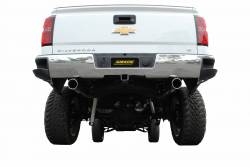 Gibson Performance Exhaust - Dual Split Exhaust  Stainless, #65673 - Image 2