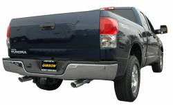 Gibson Performance Exhaust - 07-21 Toyota Tundra 4.6L-5.7L, Dual Split Exhaust,  Stainless, #67402 - Image 2