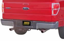 Gibson Performance Exhaust - Dual Split Exhaust System, Aluminized #9540 - Image 2