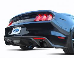 Gibson Performance Exhaust - 15-17 Ford Mustang GT 5.0L, Dual Exhaust,  Stainless, #619013-B - Image 2