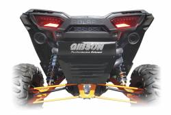 Gibson Performance Exhaust - 15-17 Polaris RZR XP1000 Non- Turbo, Dual Exhaust Black Ceramic, #98022 - Image 2
