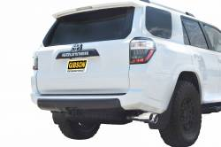 Gibson Performance Exhaust - 04-20 Toyota 4-Runner 4.0L-4.7L, Dual Sport Exhaust  Stainless, #618816 - Image 2
